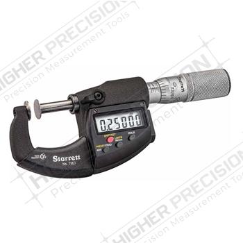 Electronic Disc-Type Micrometer – Metric