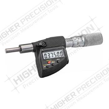 Electronic Micrometer Heads – Metric