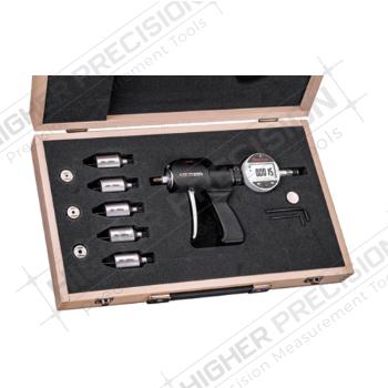 AccuBore Pistol Grip Electronic Bore Gage Sets