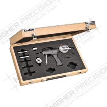 AccuBore Pistol Grip Electronic Bore Gage Set # S781BXTCZ