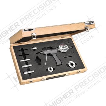 AccuBore Pistol Grip Electronic Bore Gage Set # S781BXTDZ