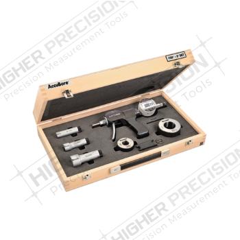 AccuBore Pistol Grip Electronic Bore Gage Set # S781BXTEZ