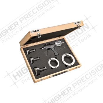 AccuBore Pistol Grip Electronic Bore Gage Set # S781BXTFZ