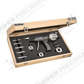 AccuBore Pistol Grip Electronic Bore Gage Set # S781BXTHZ