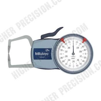 External Dial Caliper Gages – Inch