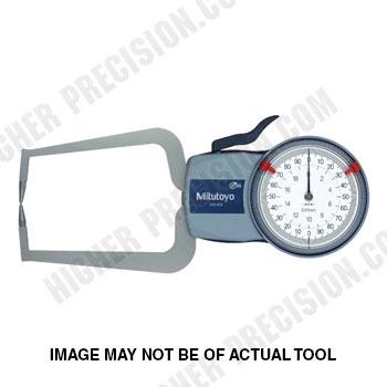 External Dial Caliper Gages – Metric