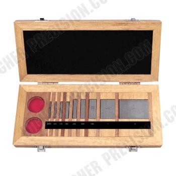 Micrometer Calibration Set