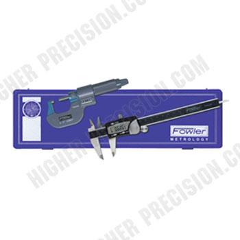 Electronic Caliper & EZ-Read Mic. Measuring Set